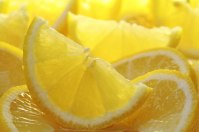 lemon Sliced