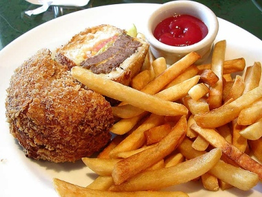 Avoid Fried Foods in Acid Reflux