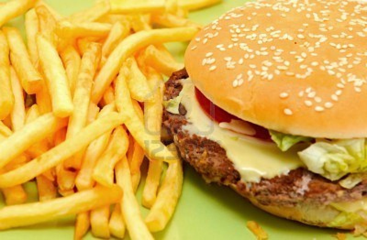 Healthy foods bad for weight loss