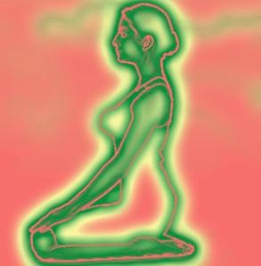 Vajrasana Posture