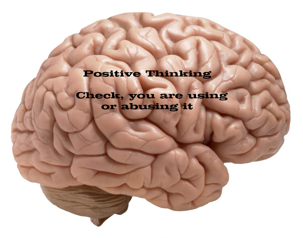 Positive thinking and health articles recent