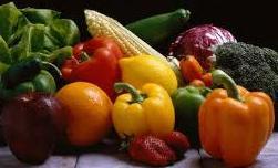 Dark Vegetables & Fruits