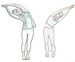 Standing Side Stretches